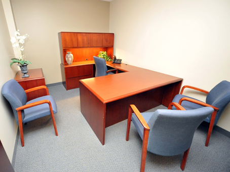 Regus Meeting Room in Glenwood South (Office Suites Plus)