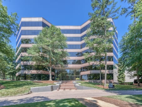 Building at 8601 Six Forks Road, Suite 400 in Raleigh 1