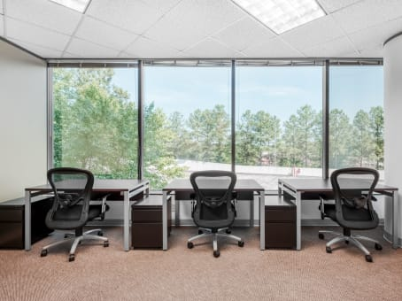 North Carolina, Raleigh - Forum I (Office Suites Plus)