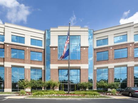 Regus office space in polaris office suites plus