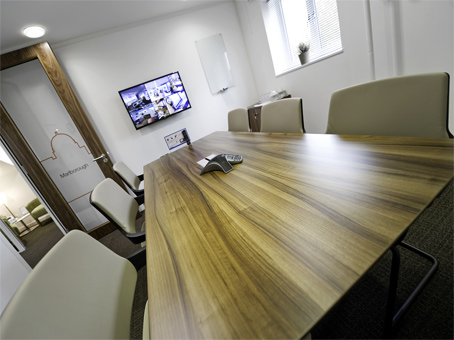 Regus Business Lounge in Membury, Membury Services (Regus Express)