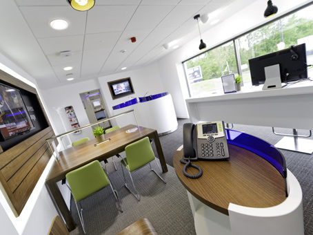 Regus Office Space in Membury, Membury Services (Regus Express)