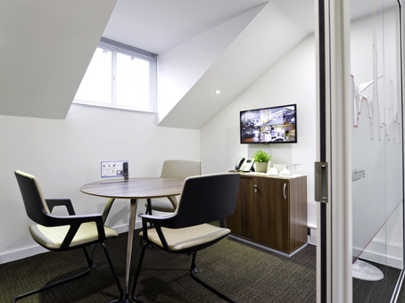 Regus Office Space in Membury, Membury Services - Regus Express
