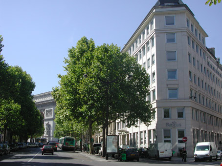 Regus Virtual Office, Paris Arc de Triomphe