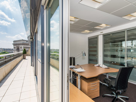 Regus Virtual Office in Paris Arc de Triomphe