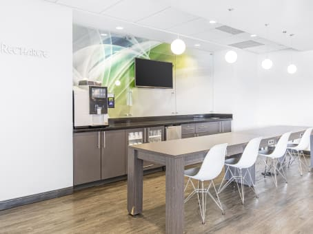 Regus Business Lounge in Capitol Riverfront