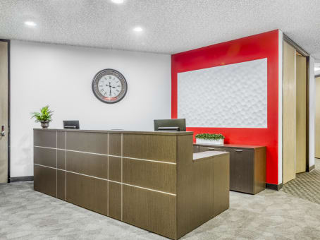 Regus Business Lounge in TOPA Financial Plaza