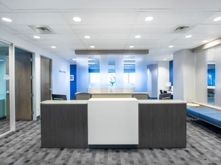 Regus Business Lounge in Yonge and Sheppard