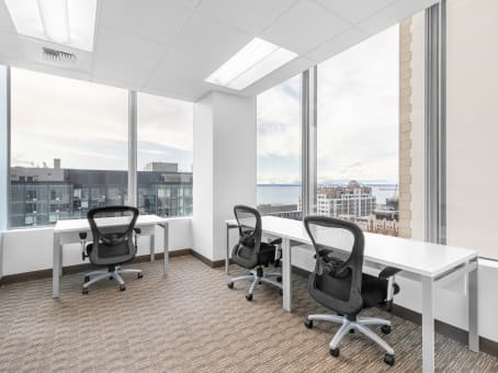 Building at 801 Second Avenue Seattle, Suite 800 in Seattle 1