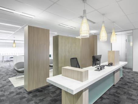 Regus Business Lounge in Perth, 100 Havelock