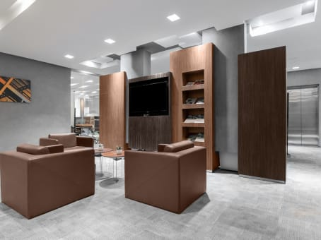 Regus Business Lounge in Jakarta, Beltway Office Park