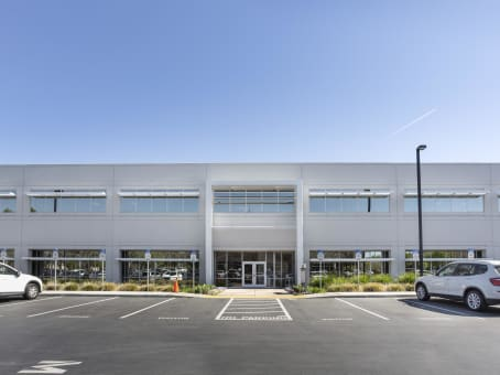 Building at 640 W. California Avenue, Suite 210 in Sunnyvale 1