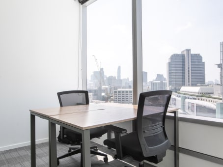Regus Office Space, Bangkok, Siam Tower