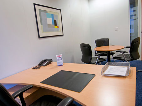 Regus Virtual Office in London No. 1 Poultry