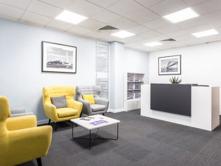 Regus Meeting Room in Newcastle Quayside