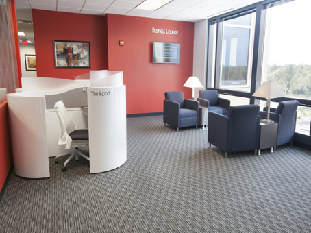 Regus Business Lounge in Forum Corporate
