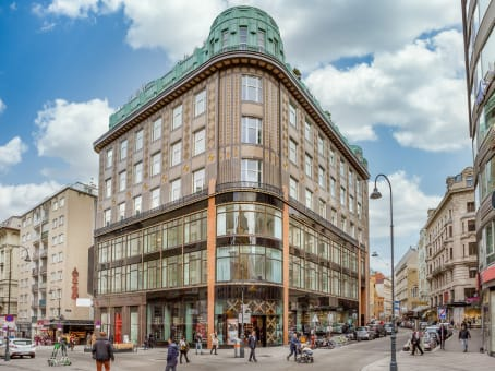 Regus Business Centre, Vienna, Fleischmarkt