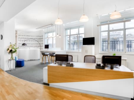 Regus Business Centre in Vienna Fleischmarkt
