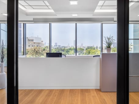 Regus Virtual Office in Tel Aviv, Museum Tower