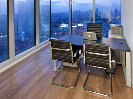 Regus Business Centre in Tel Aviv, Electra Tower