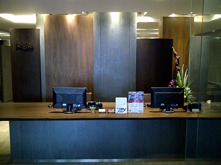 Regus Business Lounge in Surabaya, Sinar Mas Land Plaza