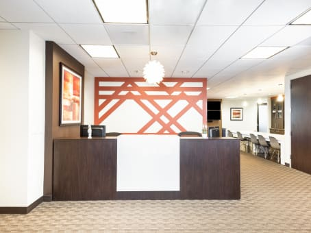Regus Business Lounge in Downtown San Jose