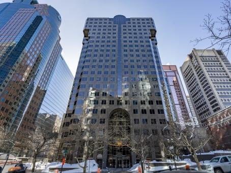 Building at 2000 McGill College Avenue, 6th Floor in Montreal 1