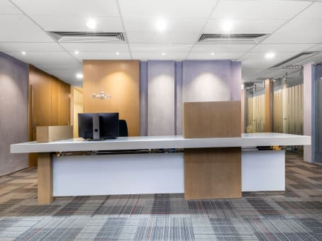Regus Business Lounge in Hong Kong, Grand Century Place - Mong Kok