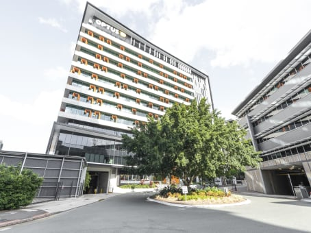 Building at Level 10, 15 Green Square Close, Fortitude Valley in Brisbane 1