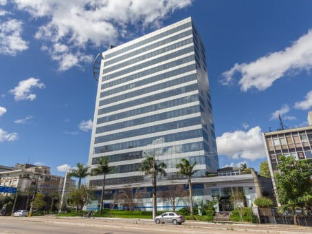 Building at Platinum Building, Carlos Gomes Avenue, 700 - 8th Floor, Boa Vista in Porto Alegre 1