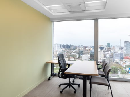 Regus Office Space in Lima, San Isidro Fibra Building