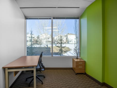 Regus Business Lounge in Crowfoot Centre