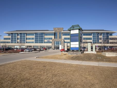 Building at 600 Crowfoot Crescent N.W., Suite 340 in Calgary 1