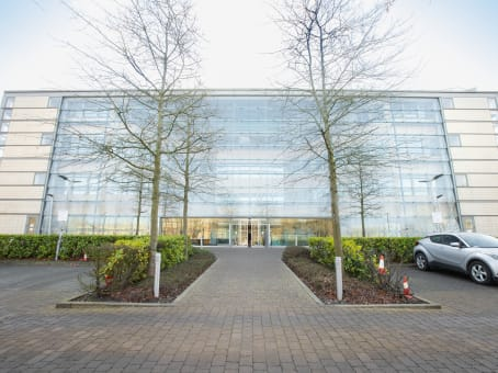 Regus Business Lounge in Heathrow, Stockley Park, The Square