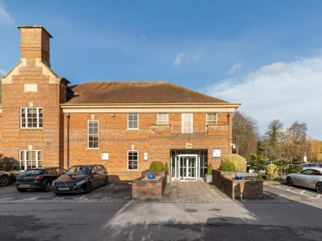 Regus Business Centre, Amersham, St Mary's Court
