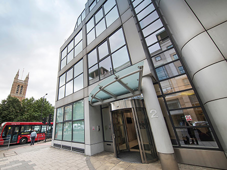 Regus Business Centre, London, Hammersmith, Broadway