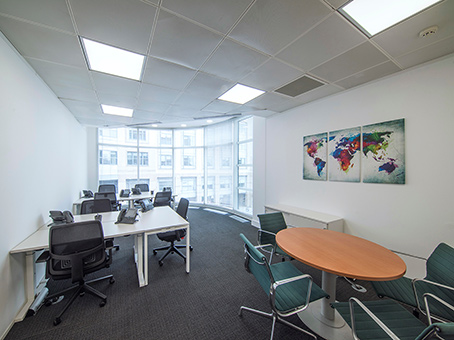 Regus Business Centre in London, Hammersmith, Broadway