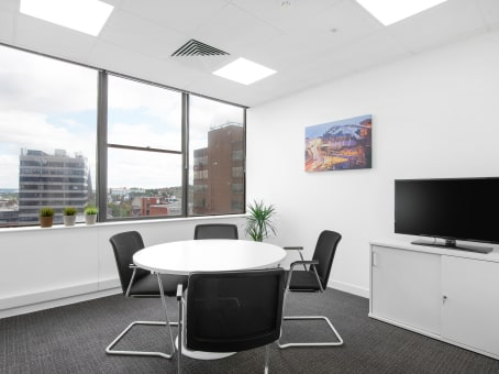 Regus Business Lounge in Sheffield, The Balance