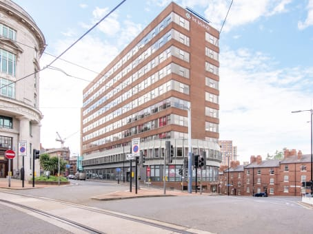 Regus Office Space, Sheffield, The Balance