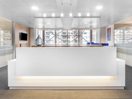 Barcelona sants station office space and executive suites for Booking barcelona oficinas