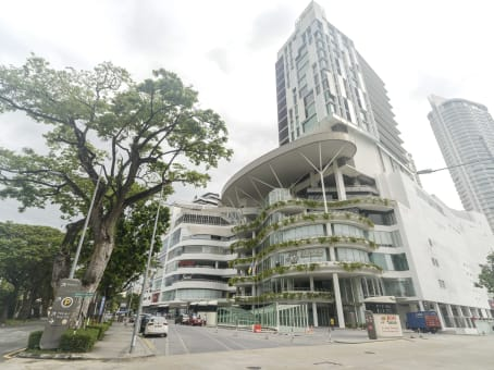 Building at Suite 163E-16-01, Level 16, Hunza Tower, Gurney Paragon, Jalan Kelawei, Georgetown in Penang 1