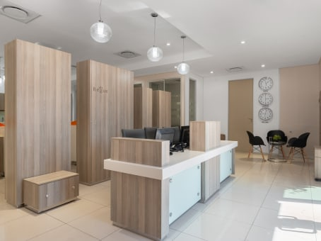 Regus Business Lounge in Gaborone, iTowers