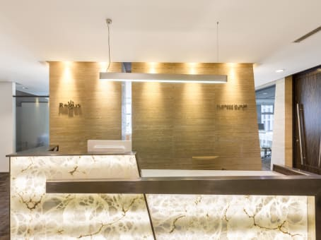 Regus Business Lounge in Hangzhou, Delixi Mansion