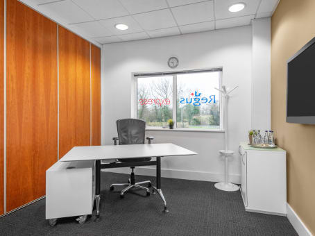Regus Business Centre in Leigh Delamere, Leigh Delamere Services - Regus Express