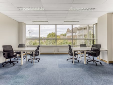Regus Business Lounge in Dublin 4 Ballsbridge