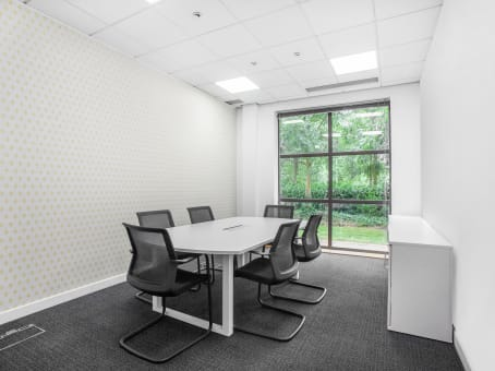 Regus Business Lounge in Birmingham Blythe Valley Park