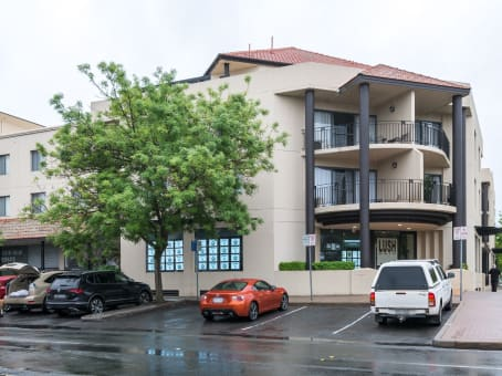 Building at Units 1 to 4, 15 Tench Street, Kingston in Canberra 1