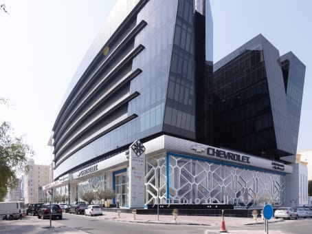 Building at 63 Airport Road, 1st Floor, Umm Ghuwailina Zone 27 in Doha 1