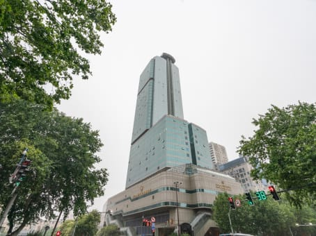 Building at 13/F, Kingsley International Mansion, 169 Hanzhong Road, Qinhuai District in Nanjing 1
