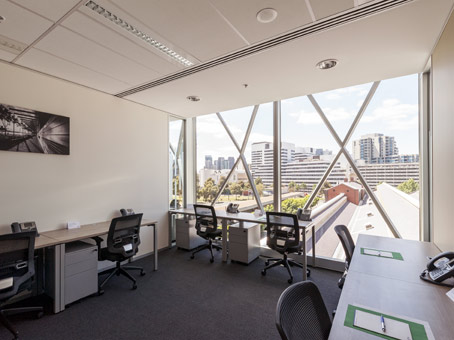 Regus Office Space in Melbourne, Docklands
